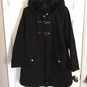 Attention winter coat
